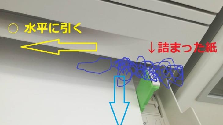 【紙詰まり】複合機・コピー機で紙詰まりをする場合の原因と対策