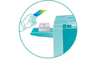 【情報漏洩などのセキュリティー対策とコスト削減に】ICカードを利用した個人認証システムとは