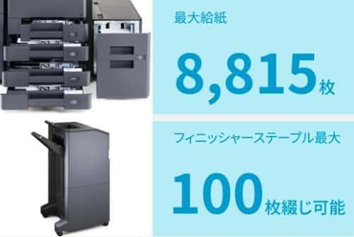 TASKalfa 8353ciのオプション