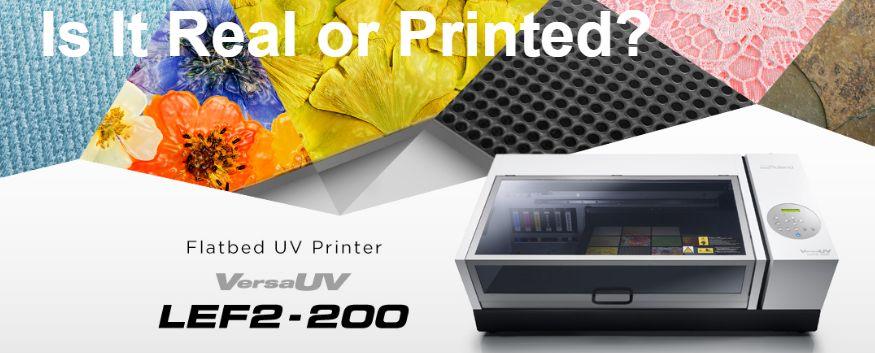 VersaUV LEF2-200